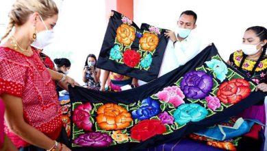 Photo of Las y los artesanos son el tesoro de Oaxaca, son cultura viva en su máxima expresión: Ivette Morán de Murat