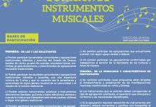 Photo of Anuncia Seculta la Convocatoria de Dotación de Instrumentos Musicales