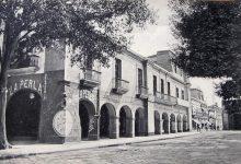 Photo of El Portal del Marqués del Valle.