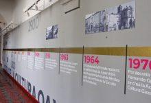 Photo of Reubica CCO línea del tiempo que narra la historia del Ex Convento de Santa María de los Ángeles