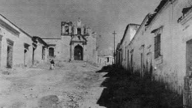 Photo of El templo desaparecido.