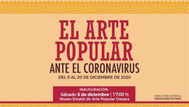 """Photo of Invita Seculta a la exposición de las y los ganadores de la convocatoria """"El arte popular ante el Coronavirus"""""""