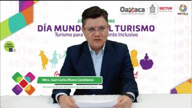 Photo of Celebra Sectur Oaxaca la unidad del sector y crecimiento inclusivo en el Día Mundial del Turismo 2021