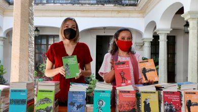 Photo of Seculta entrega acervo bibliográfico a mediadoras y mediadores del Programa Nacional Salas de Lectura